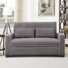 Restoration Hardware Sleeper Sofa Serta Augustine Convertible Sofa Bed Smart Throughout Beds