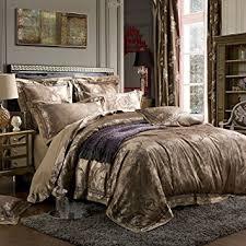 amazon com mkxi gorgeous paisley bedding european luxury duvet