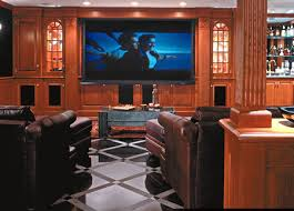 Dallas  Ft Worth Home Theater InstallationCustom Dallas Home - Home theater design dallas