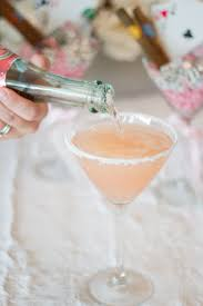 ladies u0027 night party favors cocktail recipe la la lisette