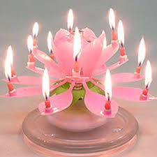 spinning birthday candle the amazing happy birthday candle pink http www dp