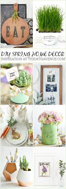 spring home decor ideas home decor spring ideas the 36th avenue