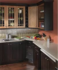 Classic Tolani Cherry Amaretto Maple Kona From Merillat - Merillat classic kitchen cabinets