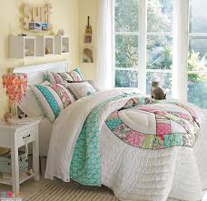 bedroom design charming white bed by pottery barn teens with