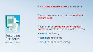 accident reporting book administrative practices outcome 1 ppt download