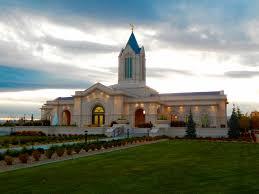 Church House Fort Collins Colorado Lds Mormon Temple