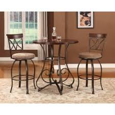 Bar Stool And Table Sets Bar U0026 Pub Table Sets For Less Overstock Com