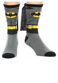 batman yellow u0026 black shiny cape socks
