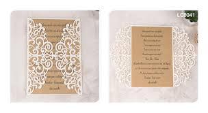 Invitation Paper Kalidad Prints And Favors