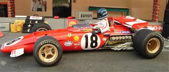 ferrari f1 factory ferrari 312b jacky ickx canda 1970