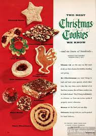 the yummiest best eating christmas cookies ever 1966 click