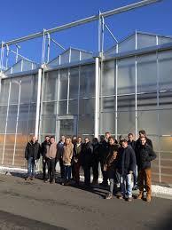 chambre d agriculture du pas de calais visite de la chambre d agriculture du nord pas de calais florimond