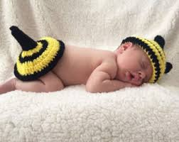 Bumble Bee Baby Halloween Costumes Bumble Bee Costume Etsy