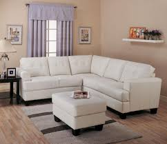 contemporary tufted leather sectional color tufted leather