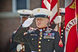 Usmc Flag Officers It U0027s Your Medal U0027 Read Kyle Carpenter U0027s Inspiring Speech To Marjah