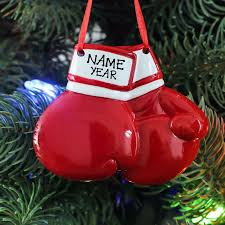 sports boxing gloves gift personalized