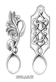Simple Wood Burning Patterns Free by Free Wood Carving Spoon Patterns Wikimedia Commons Welsh