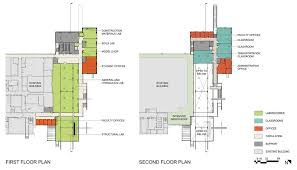 Floor Plan Of A Business Swenson Civil Engineering Building Aia Top Ten