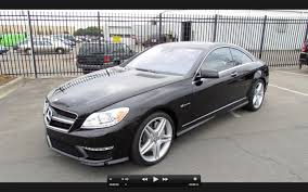 mercedes 6 3 amg for sale 2012 mercedes cl63 amg start up exhaust and in depth tour