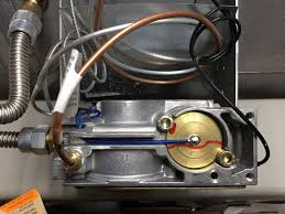 how to test your main control valve my gas fireplace repair