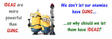 Dispicable Me Memes - fascist quotes with minions