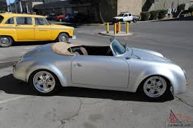 outlaw porsche for sale 356 wide body replica of 1957 outlaw style 1800 cc real fuchs wheels