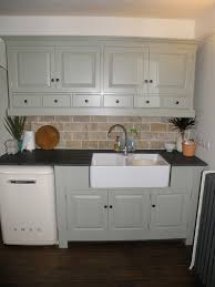 Ivory Painted Kitchen Cabinets Painting Kitchen Cabinets With Farrow And Ball Roselawnlutheran