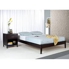 Low Platform Bed Frame Diy by Best 25 Cheap Platform Beds Ideas On Pinterest Diy Platform Bed