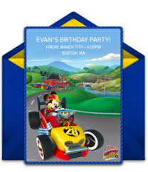 a collection of free disney party invitations we love this design