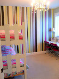 Striped Bathroom Walls Bedroom Extraordinary Painting Horizontal Stripes Walls Ideas