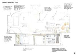 Where To Place Recessed Lights In Kitchen Kitchen Recessed Lighting Placement Mobcart Co