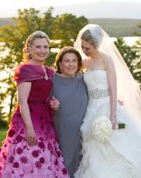 chelsea clinton wedding dress chelsea clinton s wedding pictures photo 1 pictures cbs news