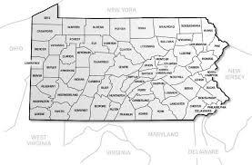 pennsylvania state map pamunicipalitiesinfo com browse by pennsylvania state map