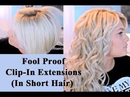 can you get long extensions with a stacked hair cut easiest way to blend extensions in short hair youtube