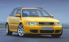 2000 audi rs4 avant quattro mini test road test reviews car