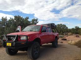 Toyota Tacoma Double Cab Roof Rack by 2003 Toyota Tacoma Double Cab 4x4 Expedition Portal