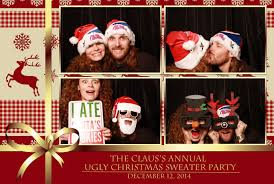 party photo booth christmas party photo booth rental