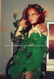 Halloween Poison Ivy Costume Cool Freeze Poison Ivy Couple Costume Homemade