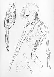 Anatomy Of Human Body Sketches 38 Best A Reference Body Study Female Images On Pinterest