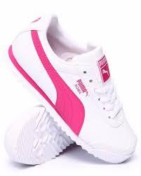 imagenes en blanco y rosa tenis puma roma clásico blanco con rosa 1 199 00 en mercado libre