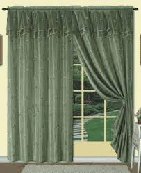 Curtains Valances Curtains With Valances Attached Foter