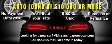rancho federal credit union we take care of our own