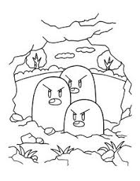 pikachu caterpie pokemon coloring coloring pages