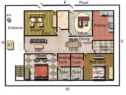 12 Vastu House Plans South Facing Images For Home Decor Free As House Plans With Vastu