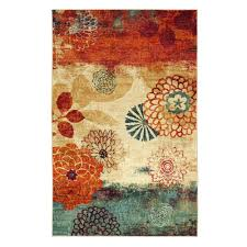 Mohawk Outdoor Rug Mohawk Home Pandora Multi 5 Ft X 8 Ft Area Rug 491161 The Home