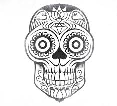 Day Of The Dead White 60 Beautiful U201cday Of The Dead U201d Inspired Designs U0026 Artworks