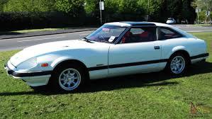 nissan stanza 1983 stunning classic 1983 datsun nissan 280 zx targa auto white red