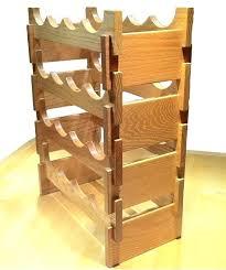 diy wine cabinet plans wine racks wine rack design plans homemade wine rack s design