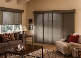 Sliding Panels For Patio Door Sliding Panels A Patio Door Alternative To Blinds