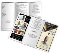 Beautiful Funeral Programs Funeral Program Design Gallery Funeral Program Template Designs